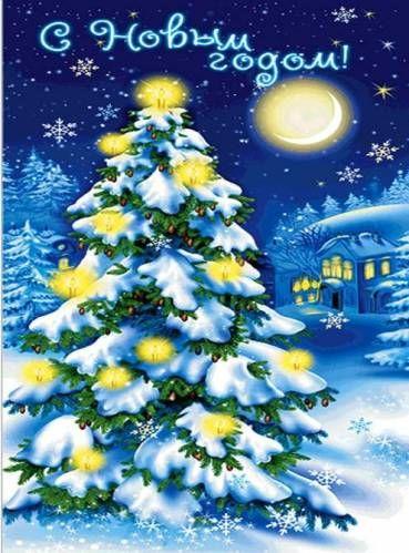 С Новым 2015 Годом и Рождеством Христовым!